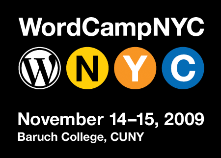 WordCamp New York 2009