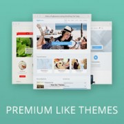 21 Mindblowing Premium-Like Free WordPress Themes