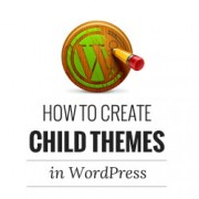 Create a Child theme in WordPress