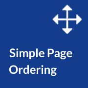 Simple Page Ordering: How to Organize WordPress Pages with Drag & Drop