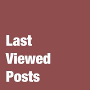 Last Viewed Posts