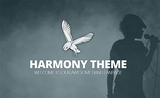 Harmony by Elegant Themes