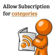 Category Subscriptions