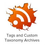 How to Add RSS Subscription for Tags and Custom Taxonomy Archives