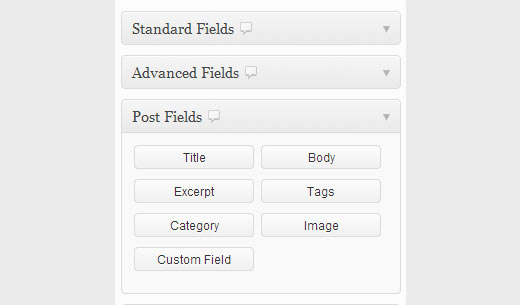 Adding a form to create user submitted posts with Gravity forms in WordPress