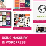 Masonry in WordPress