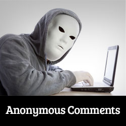 how to allow anonymous comments on blogger