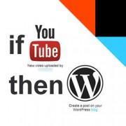 YouTube to WordPress using IFTTT