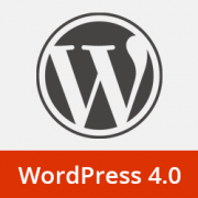 What's New in WordPress 4.0