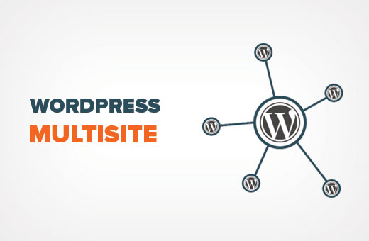 WordPress multisite network