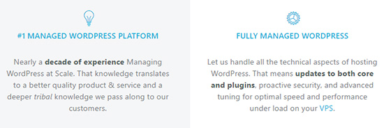Pagely hosting for WordPress