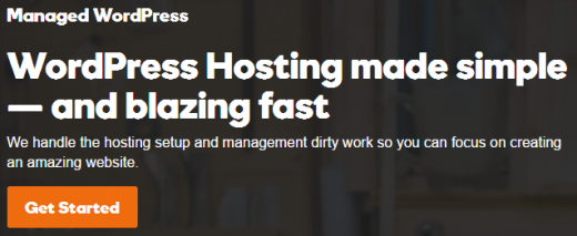 GoDaddy Managed WordPress hosting discount
