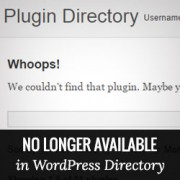 How to Check Plugins No Longer Available in WordPress.org Directory