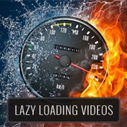 Lazy Loading for Videos