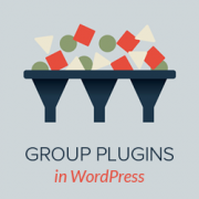 Organize WordPress Plugins into Groups