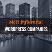 20 Most Influential WordPress Businesses and Companies Today