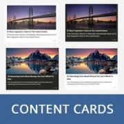 How to Add Links as Content Cards in WordPress