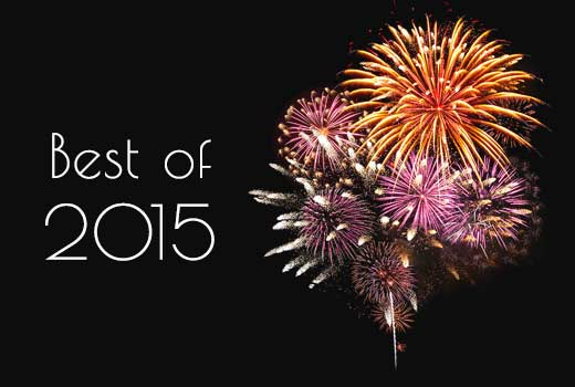 Best of Best WordPress Tutorials of 2015 on WPBeginner
