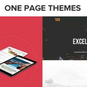 21 Best One Page WordPress Themes of 2016