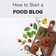 How to Start a Food Blog and Make Money From Your Recipes (2018)