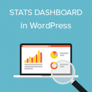 How to Add a Stats Dashboard On Your WordPress Site