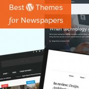 Best WordPress Newspaper Themes