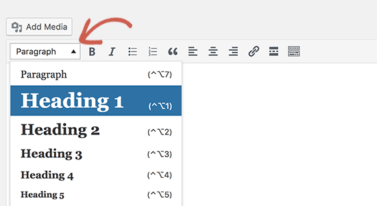 Increase font size in visual editor