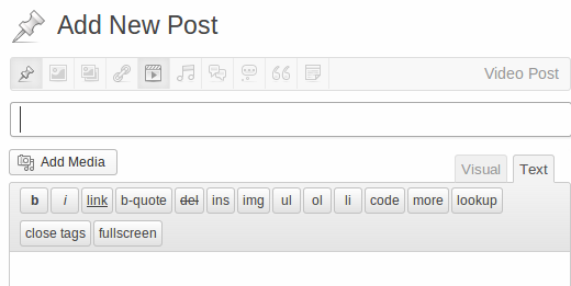 What Is Post Format In Wordpress How To Use Post Formats