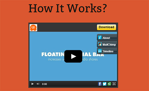 An interactive and highly engaging video player in WordPress