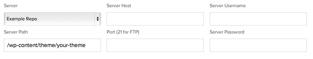 FTPloy Server Path