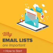 Revealed: Why Building Your Email List is so Important Today!