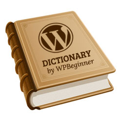 Dictionary of WordPress Terms