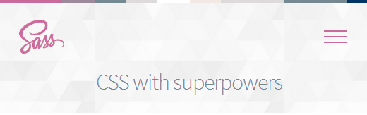 Sass - CSS with Superpowers