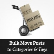 How to Bulk Move Posts to Categories and Tags in WordPress