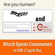 How to Block Spam Comments in WordPress with CAPTCHA