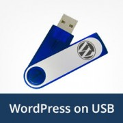 How to Install WordPress On a USB Stick Using XAMPP