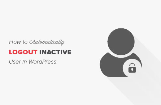 Logout idle user in WordPress