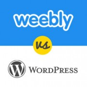 WordPress vs Weebly – Which one is better? (Comparison)