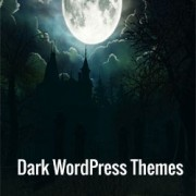 21 Best Free Dark WordPress Themes