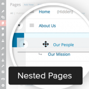How to Better Manage WordPress Pages with Nested Pages