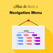 How to Add Navigation Menu in WordPress (Beginner's Guide)