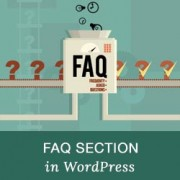 How to Add a Frequently Asked Questions – FAQs section in WordPress