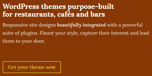 Get started with our Theme of the Crop coupon code