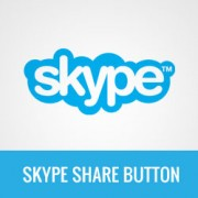 How to Add the Skype Share Button in WordPress