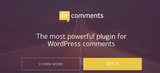 Get De:Comments