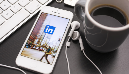 how to add linkedin on wordpress