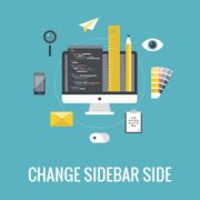 How to Change the Sidebar Side in WordPress