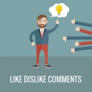 How to Allow Users to Like or Dislike Comments in WordPress