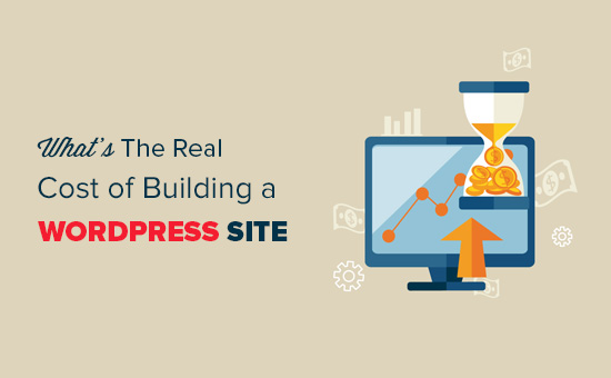 How Much Does It Cost To Build A Wordpress Website 2019
