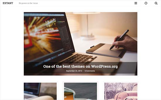 59 Best Free WordPress Blog Themes for 2018 (Expert Pick)